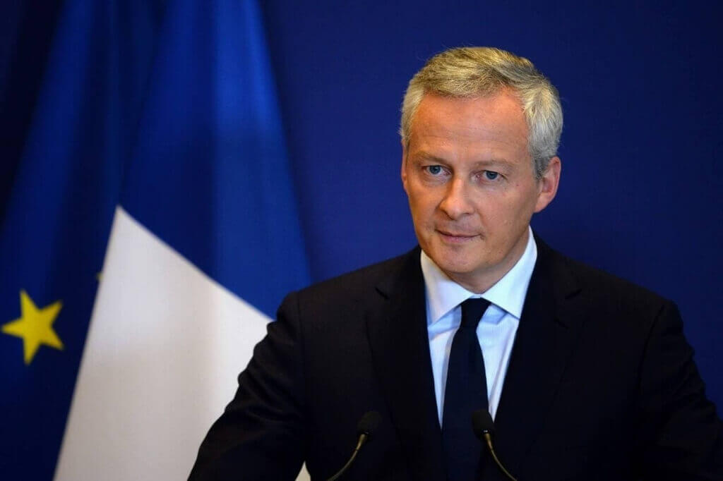 Bruno Le Maire French Finance minister opposition to Carrefour's acquisition By Couchetard