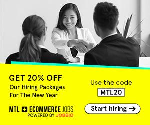 MTL+Ecommerce Jobs