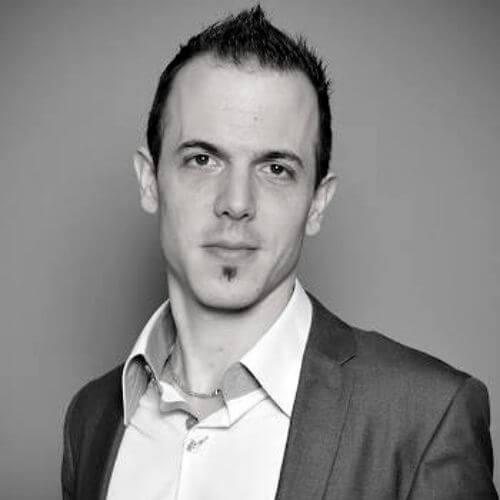 Geoffroy Robin, Chief of Sales & Marketing, Livescale