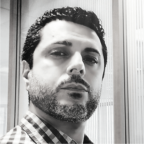 Louis Georgakakis VP Marketing & Communications at Nuvei
