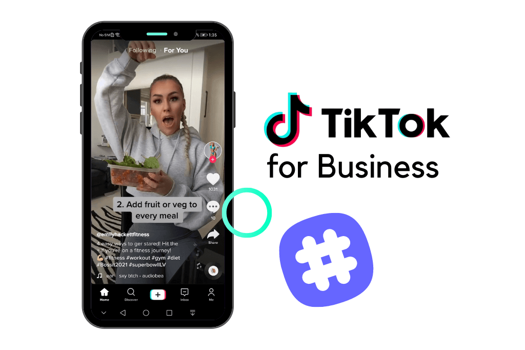 TikTok for Business: TikTok Marketing [2021]